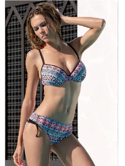 Etno mintás bikini Ysabellmora