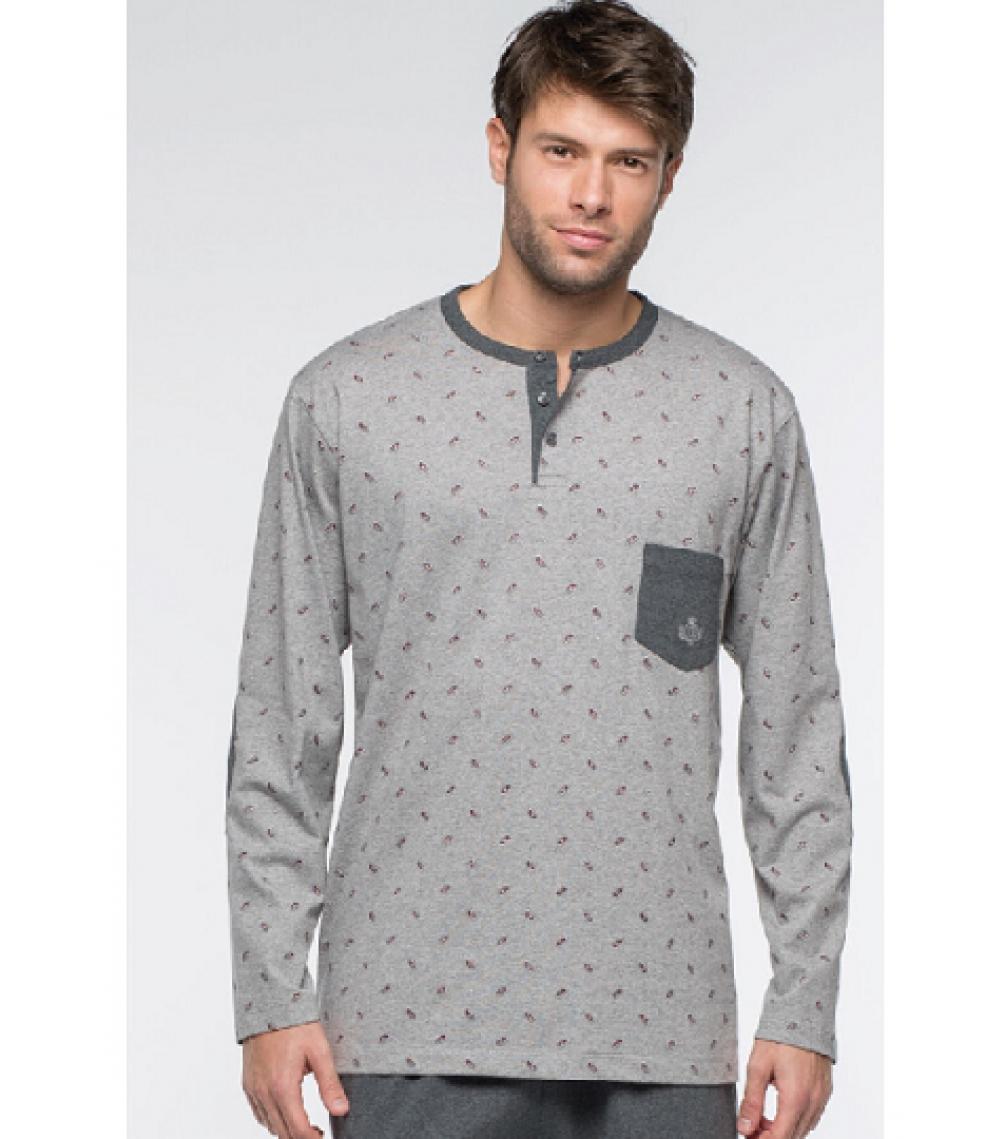 Férfi pizsama Guasch GS161 193add49b9
