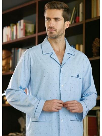 Klasszikus férfi pizsama Guasch
