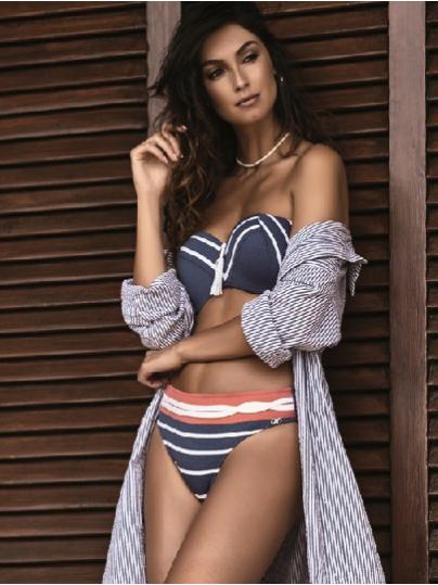 Levehető pántos bikini Atlanta Nuria Ferrer fa384aba64