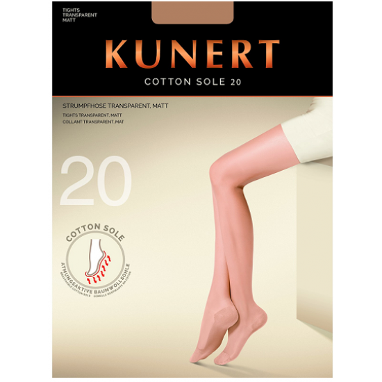 Harisnyanadrág Cotton sole Kunert